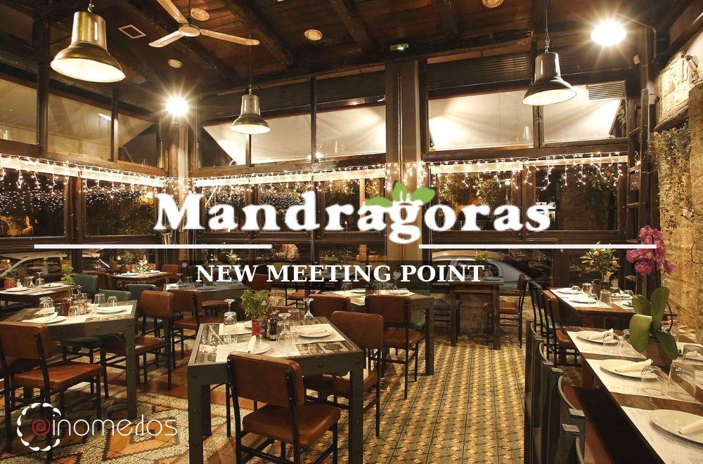 Success Story : Oinomelos & Mandragoras Restaurant