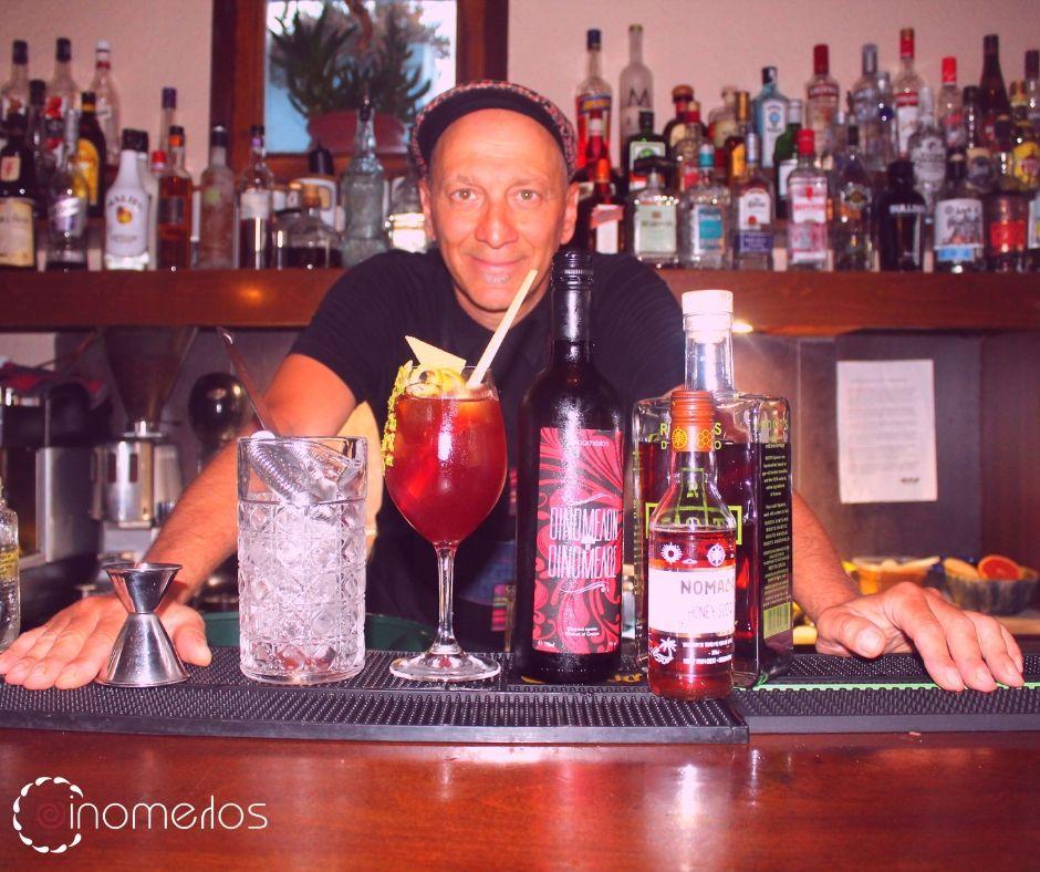 Beekeper 21 @Azul Cafe Cocktail Bar