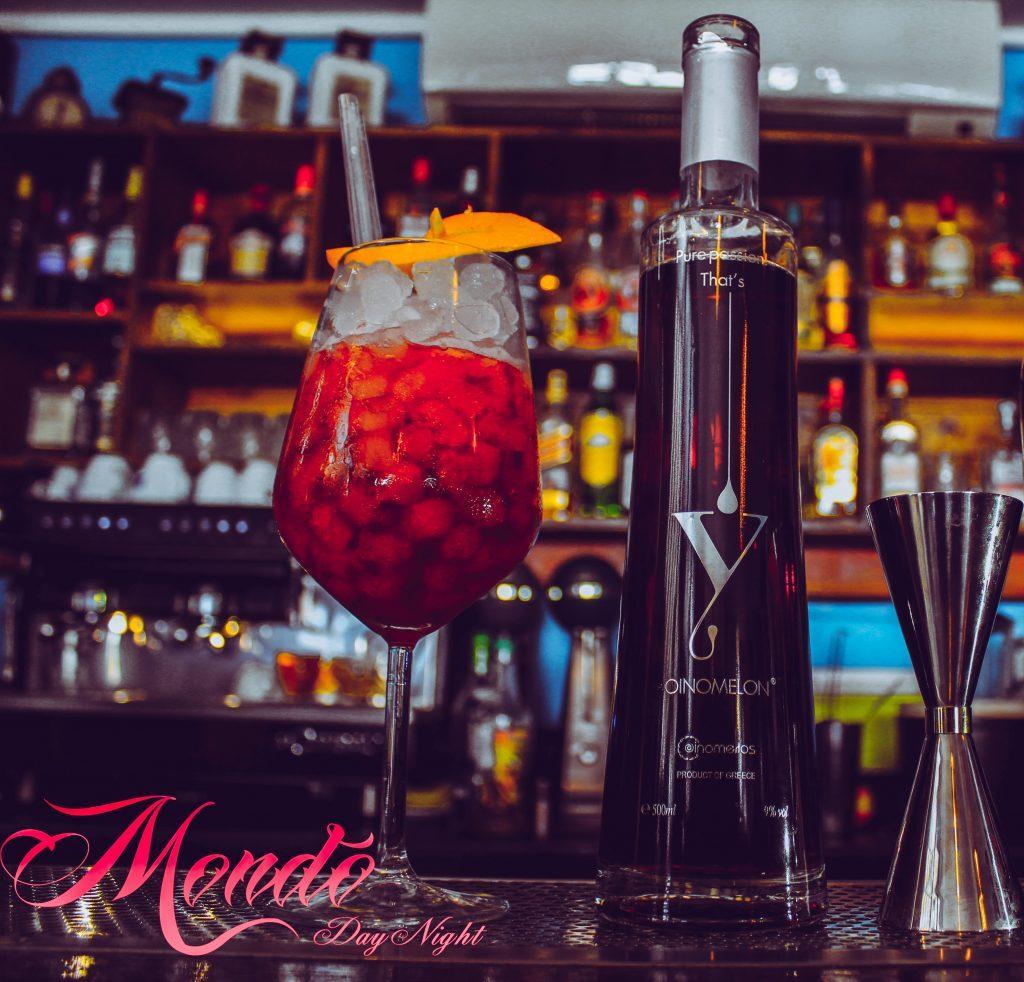 Οινόμελο Cocktail Sousourada by George Pauleas