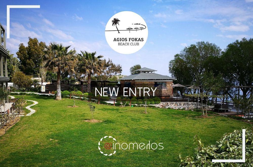 Success Story: Oinomelos & Άγιος Φωκάς Beach Club @Kως